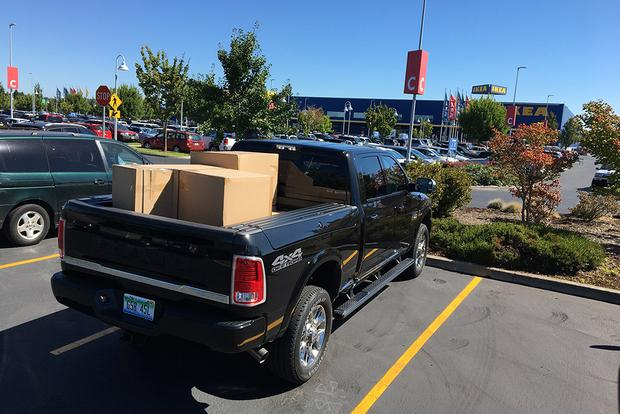 2017 Ram 2500 Limited: Putting This Heavy-Duty Pickup to (Light-Duty) Work featured image large thumb3