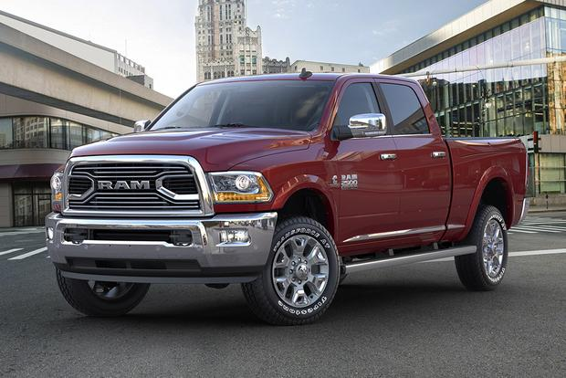2018 Ram 2500 New Car Review Featured Image Large Thumb0