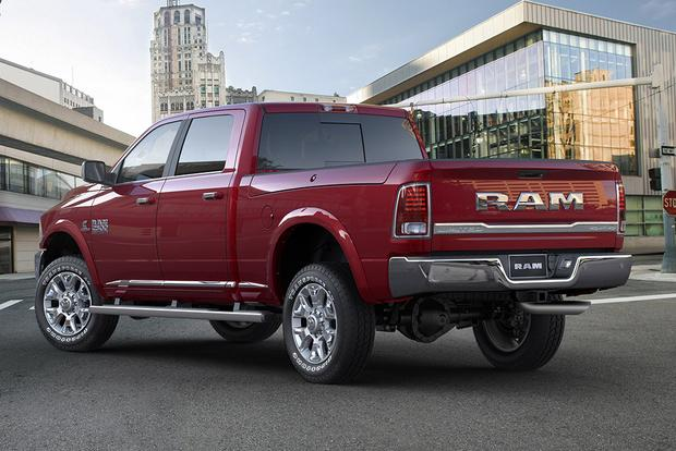 2018 RAM 2500: New Car Review featured image large thumb1