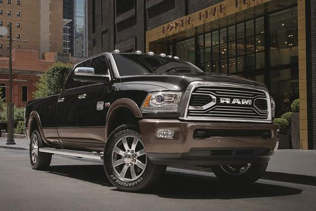 2018 RAM 2500: New Car Review featured image large thumb4