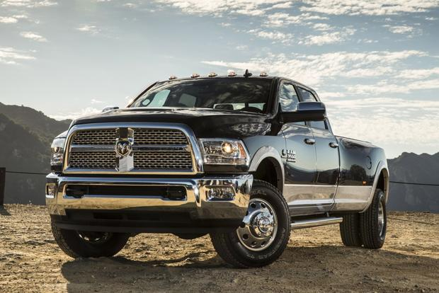 2015 Ram 2500 HD: New Car Review featured image large thumb2