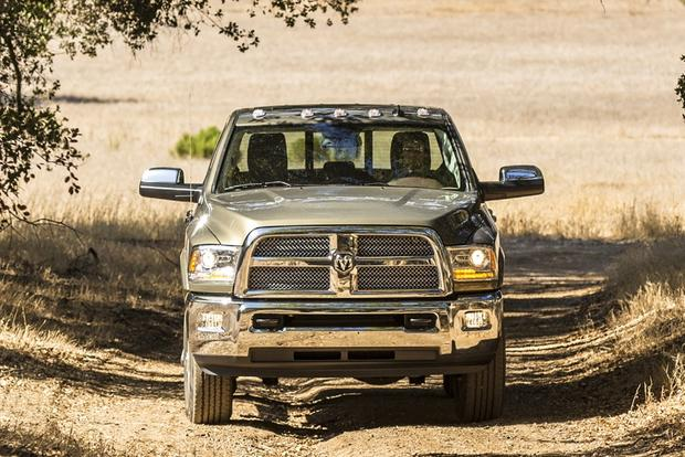 2015 Ram 3500 HD: New Car Review featured image large thumb2