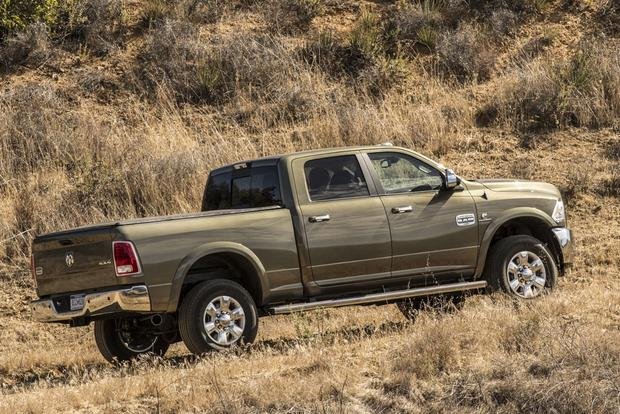 2015 Ram 3500 HD: New Car Review featured image large thumb0