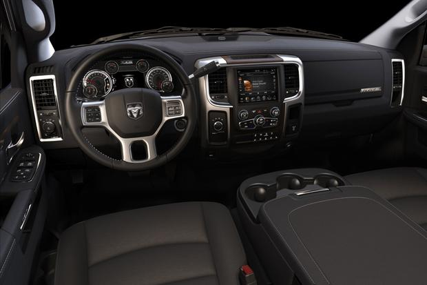 2015 Ram 3500 HD: New Car Review featured image large thumb4