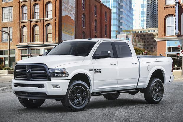 2017 RAM 3500 HD: New Car Review