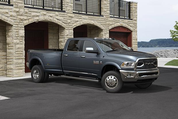 2018 RAM 3500 HD: New Car Review featured image large thumb1