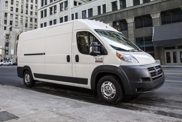 2015 Ram ProMaster 2500: New Car Review featured image large thumb1