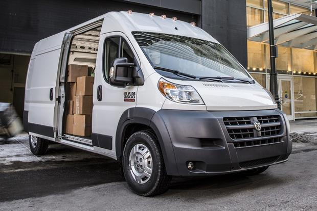 2015 Ram ProMaster 2500: New Car Review featured image large thumb3