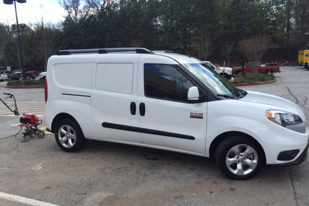 2015 Ram ProMaster City: Real World Review featured image large thumb5