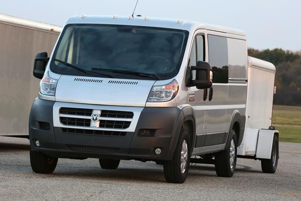 2016 RAM ProMaster 3500: New Car Review