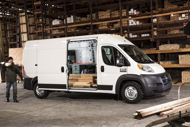 2016 RAM ProMaster 2500: New Car Review