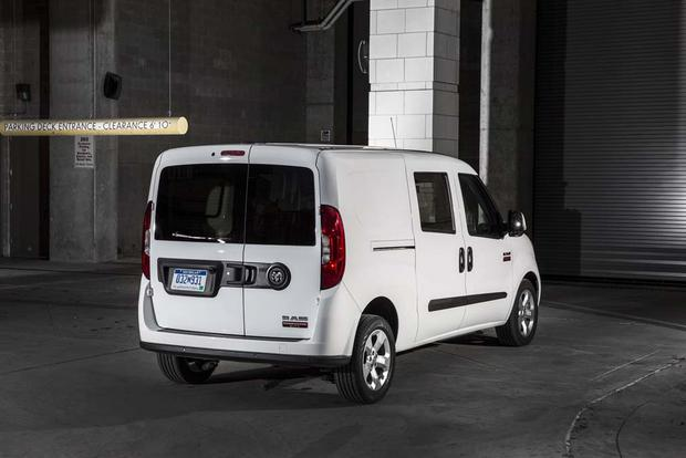 2016 Ram ProMaster City: New Car Review featured image large thumb4