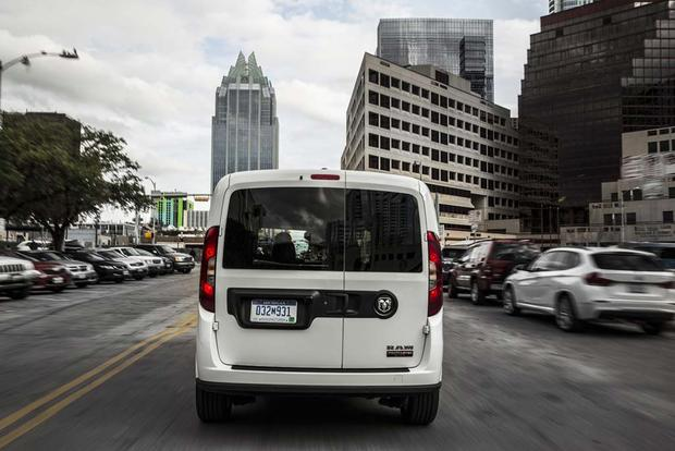 2016 Ram ProMaster City: New Car Review featured image large thumb5