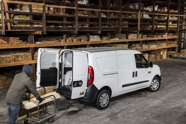 2016 Ram ProMaster City: New Car Review featured image large thumb7