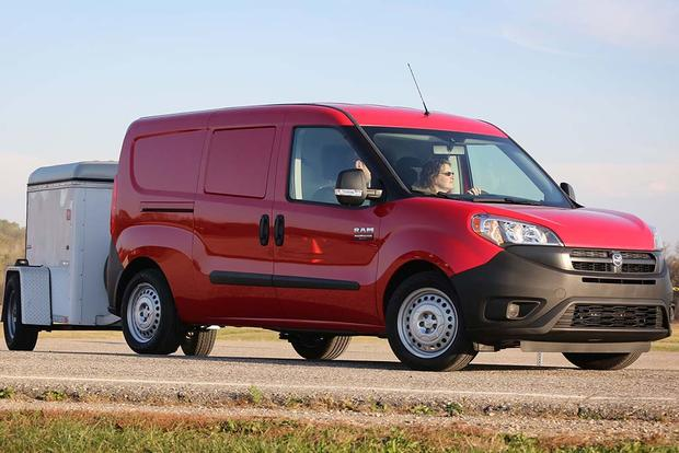 2017 RAM ProMaster City: New Car Review