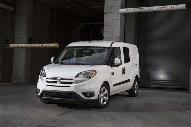 2017 Ram ProMaster City: New Car Review featured image large thumb1