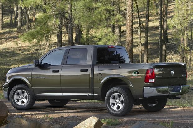 2009-2012 Dodge Ram 1500: Used Truck Review featured image large thumb1