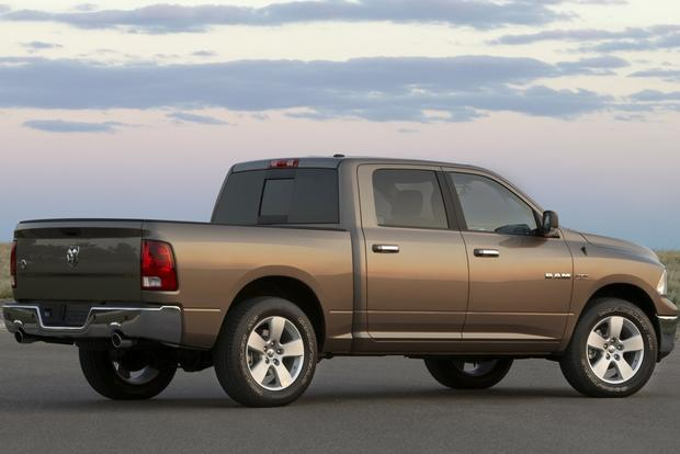 2009-2012 Dodge Ram 1500: Used Truck Review featured image large thumb7
