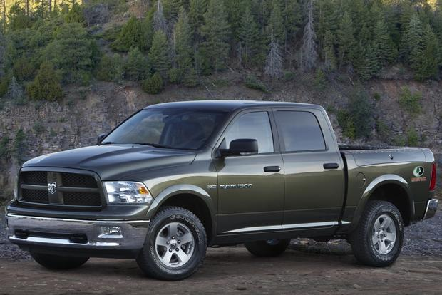 Used Ram Trucks >> 2009 2012 Dodge Ram 1500 Used Truck Review Autotrader
