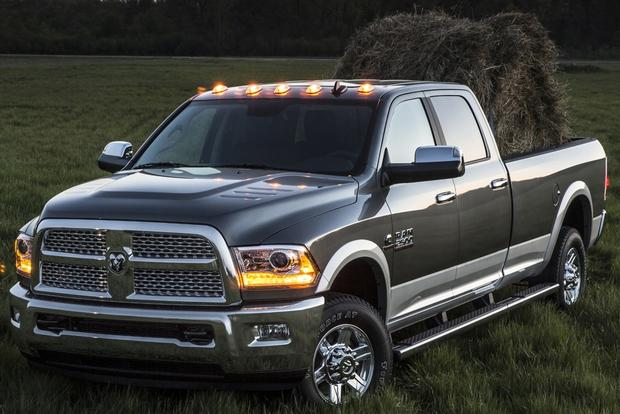 2013 RAM 2500 and 3500: New Car Review featured image large thumb2