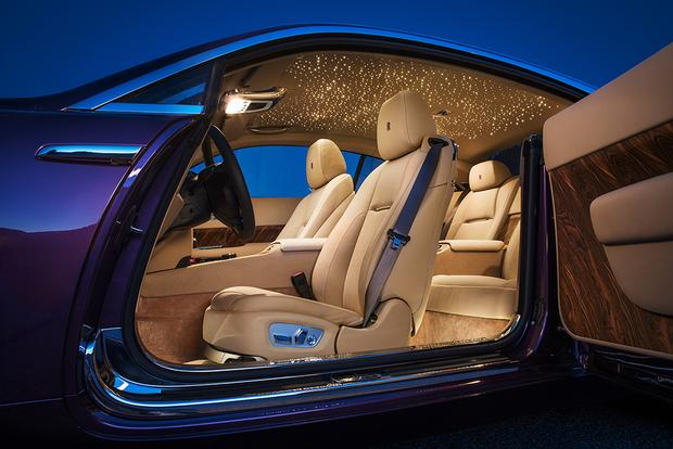 2015 Rolls-Royce Wraith: Overview featured image large thumb5