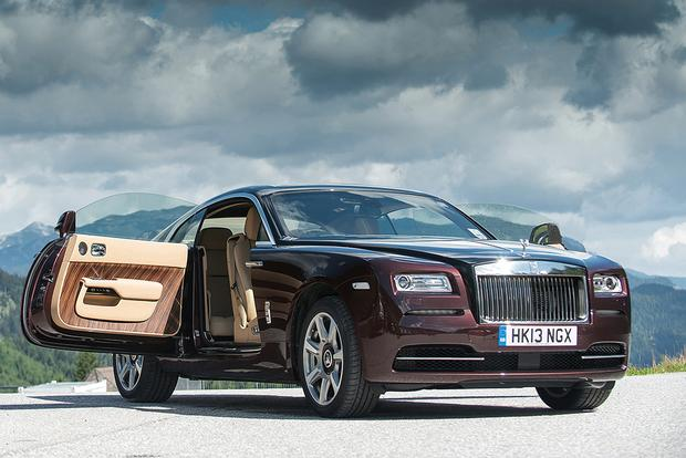 2015 Rolls-Royce Wraith: Overview featured image large thumb3