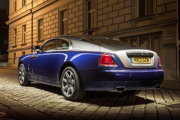 2015 Rolls-Royce Wraith: Overview featured image large thumb2