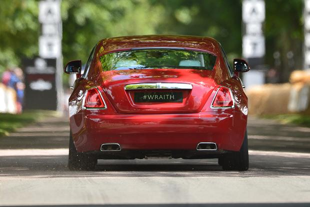 2015 Rolls-Royce Wraith: Overview featured image large thumb1