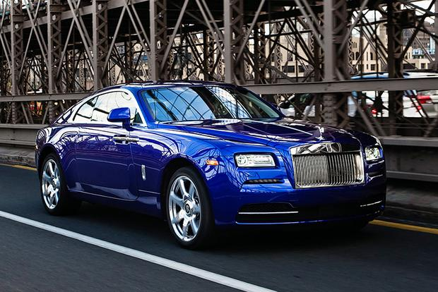 2015 Rolls-Royce Wraith: Overview featured image large thumb0