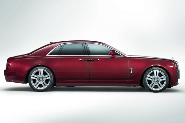 2015 Rolls-Royce Ghost: Overview featured image large thumb1