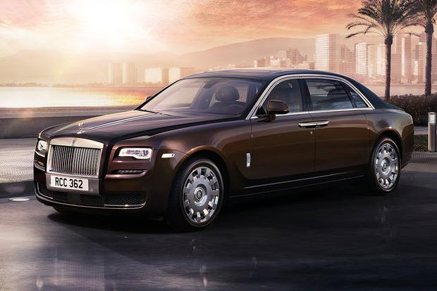 2015 rolls-royce ghost: overview - autotrader