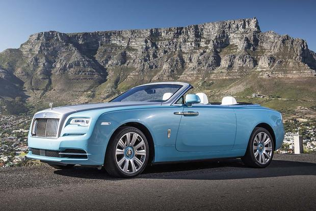 2016 Rolls-Royce Dawn: Overview