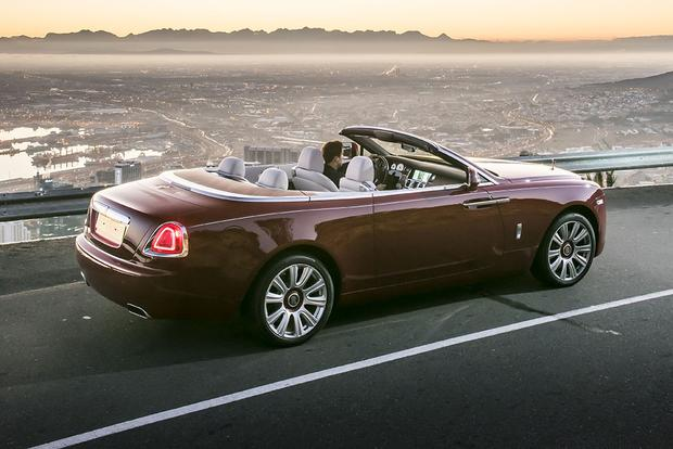 2016 Rolls-Royce Dawn: Overview featured image large thumb4