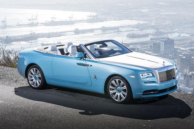 2016 Rolls-Royce Dawn: Overview featured image large thumb5