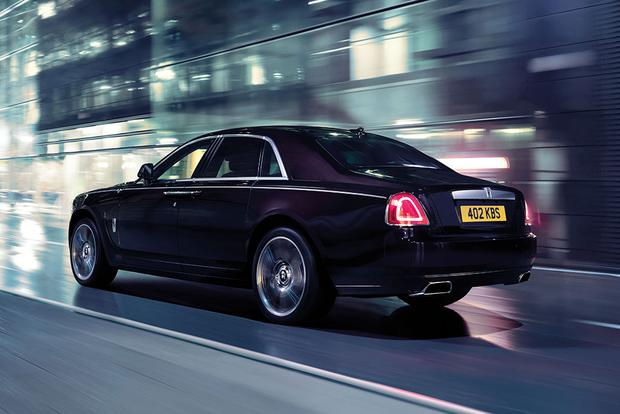 2016 Rolls-Royce Ghost: Overview featured image large thumb1