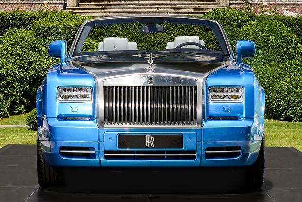 2016 Rolls-Royce Phantom Drophead Coupe: Overview