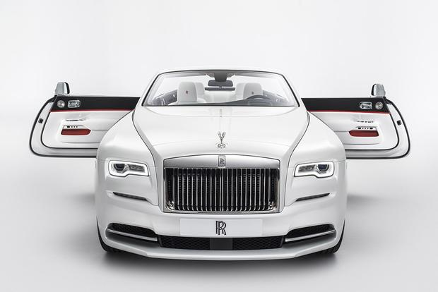 2017 Rolls-Royce Dawn: Overview
