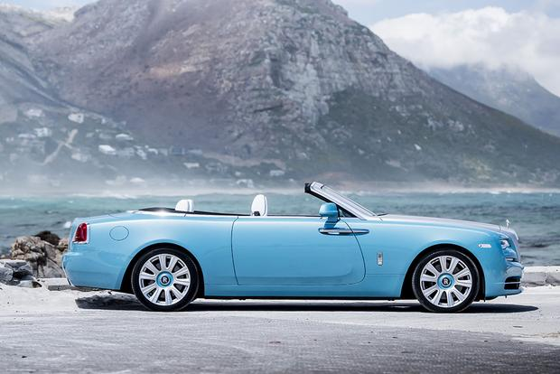 2017 Rolls-Royce Dawn: Overview featured image large thumb4