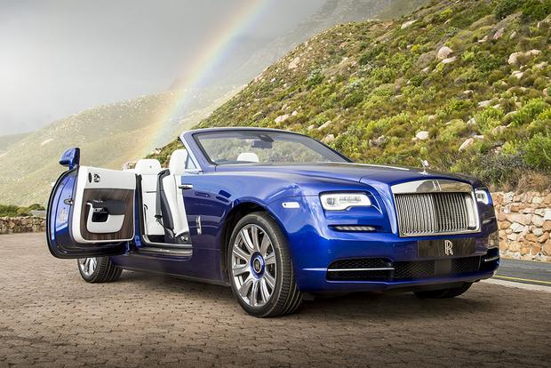 2017 Rolls-Royce Dawn: Overview featured image large thumb5