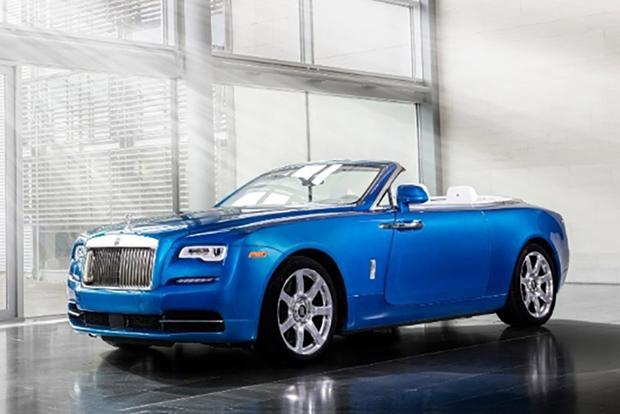 2017 Rolls-Royce Dawn: Overview featured image large thumb6