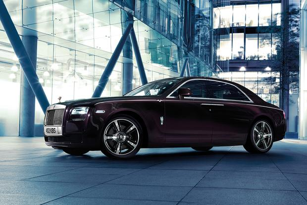 2017 Rolls-Royce Ghost: Overview featured image large thumb1