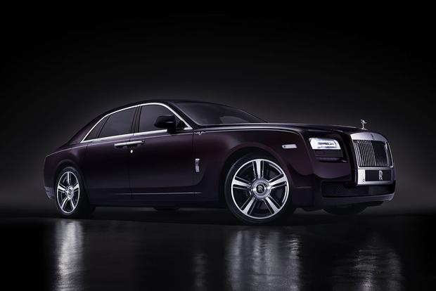 2017 Rolls-Royce Ghost: Overview featured image large thumb0