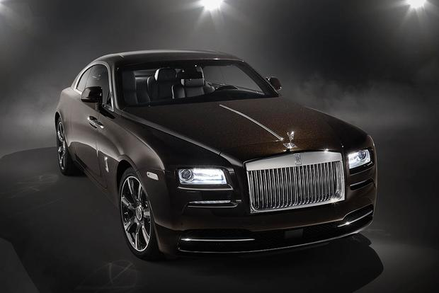 2017 Rolls-Royce Wraith: Overview featured image large thumb0