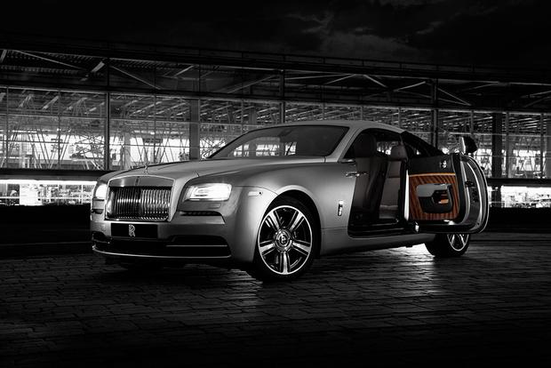 2017 Rolls-Royce Wraith: Overview featured image large thumb1