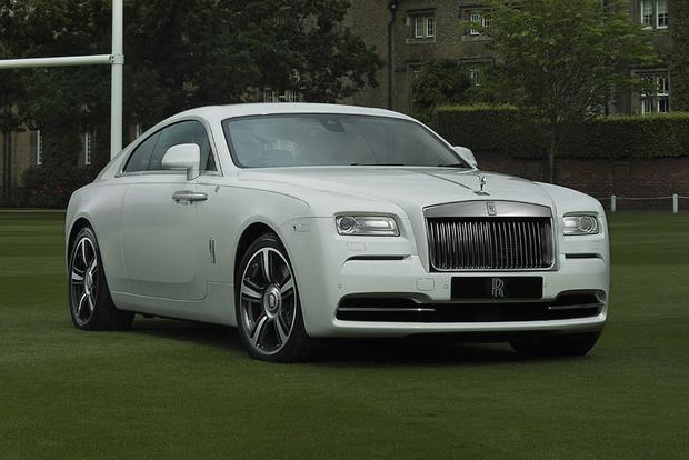 2017 Rolls-Royce Wraith: Overview featured image large thumb3