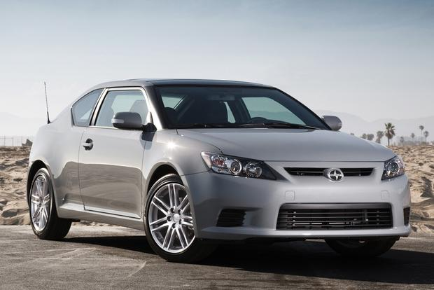 2013 Scion tC: New Car Review