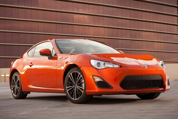 2013 Scion FR-S: New Car Review