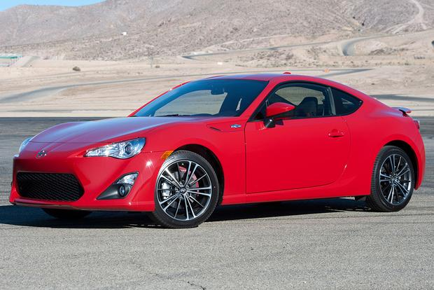 2015 Scion FR-S: New Car Review