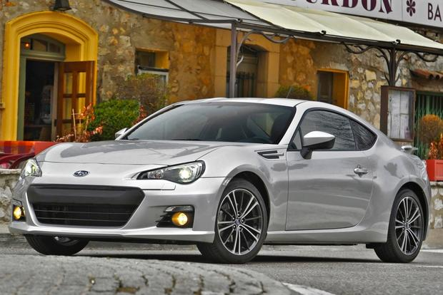 2015 Scion FR-S vs. 2015 Subaru BRZ: What's the Difference?