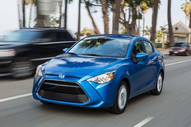 2016 Scion iA: Real World Review featured image large thumb0